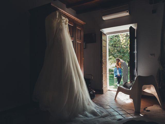 Il matrimonio di Federico e Silvia a Olevano di Lomellina, Pavia 1