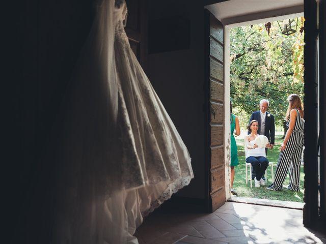 Il matrimonio di Federico e Silvia a Olevano di Lomellina, Pavia 29