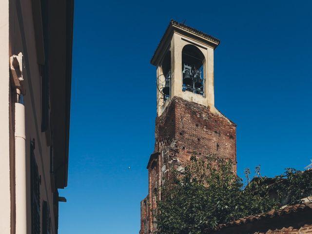 Il matrimonio di Federico e Silvia a Olevano di Lomellina, Pavia 47