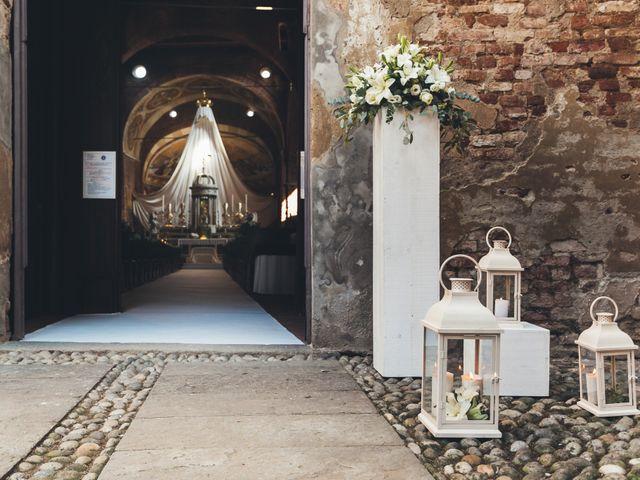 Il matrimonio di Federico e Silvia a Olevano di Lomellina, Pavia 49