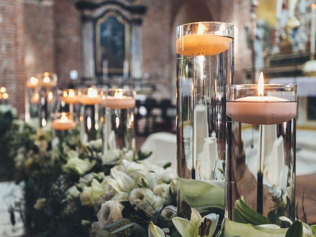 Il matrimonio di Federico e Silvia a Olevano di Lomellina, Pavia 50