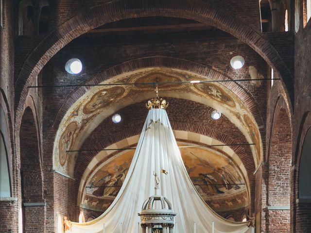 Il matrimonio di Federico e Silvia a Olevano di Lomellina, Pavia 55