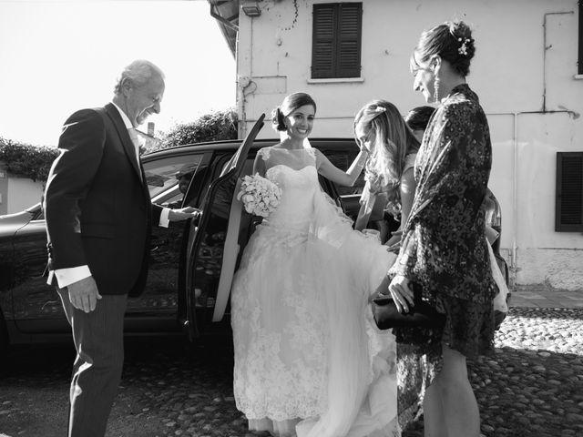 Il matrimonio di Federico e Silvia a Olevano di Lomellina, Pavia 59