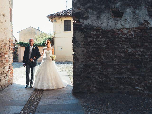 Il matrimonio di Federico e Silvia a Olevano di Lomellina, Pavia 61