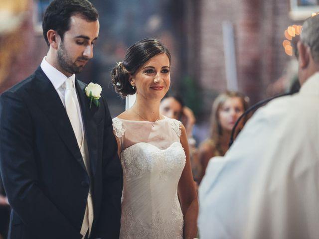 Il matrimonio di Federico e Silvia a Olevano di Lomellina, Pavia 67