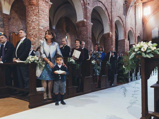 Il matrimonio di Federico e Silvia a Olevano di Lomellina, Pavia 71