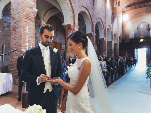 Il matrimonio di Federico e Silvia a Olevano di Lomellina, Pavia 73