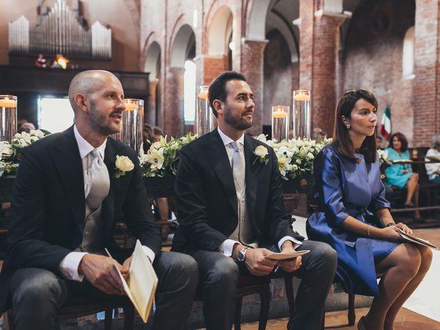 Il matrimonio di Federico e Silvia a Olevano di Lomellina, Pavia 76