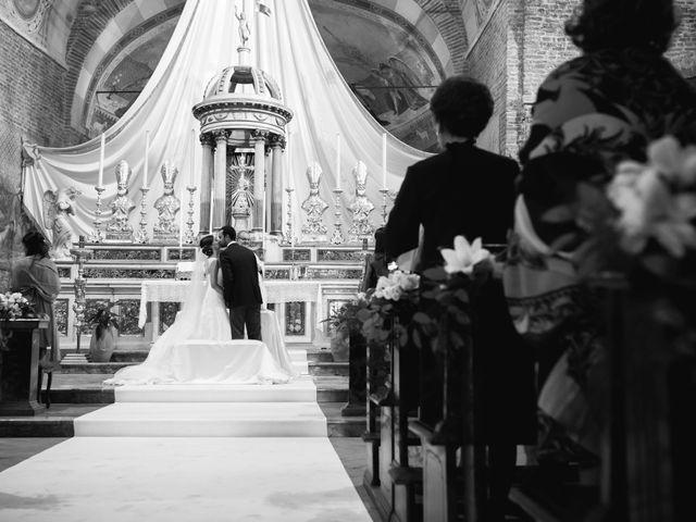 Il matrimonio di Federico e Silvia a Olevano di Lomellina, Pavia 78