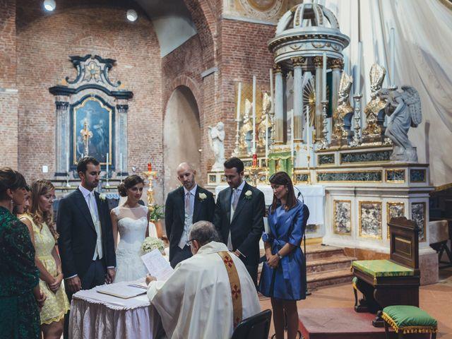 Il matrimonio di Federico e Silvia a Olevano di Lomellina, Pavia 79