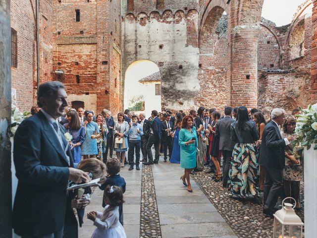 Il matrimonio di Federico e Silvia a Olevano di Lomellina, Pavia 80