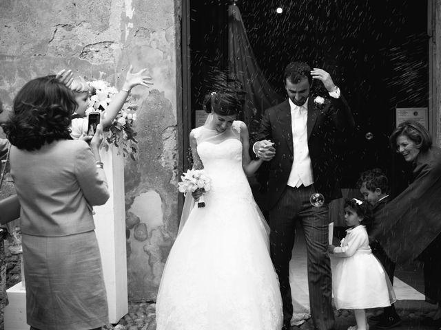 Il matrimonio di Federico e Silvia a Olevano di Lomellina, Pavia 81
