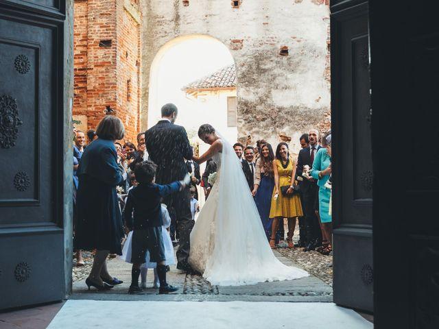 Il matrimonio di Federico e Silvia a Olevano di Lomellina, Pavia 83