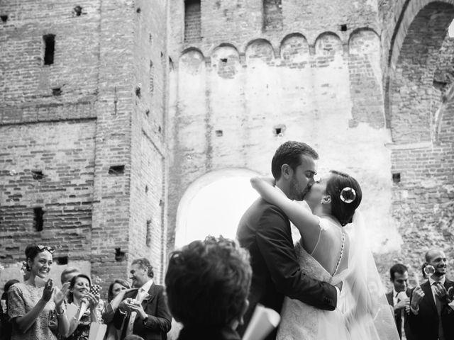 Il matrimonio di Federico e Silvia a Olevano di Lomellina, Pavia 84