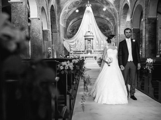 Il matrimonio di Federico e Silvia a Olevano di Lomellina, Pavia 85