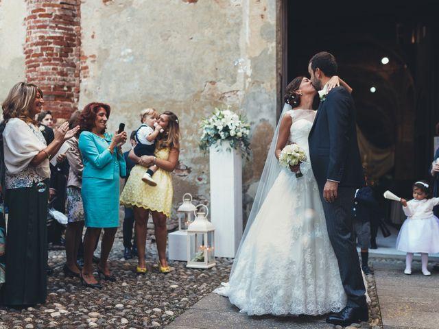 Il matrimonio di Federico e Silvia a Olevano di Lomellina, Pavia 86