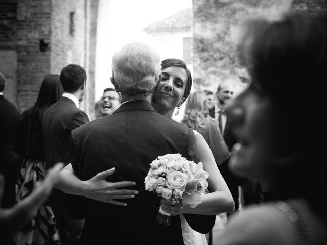 Il matrimonio di Federico e Silvia a Olevano di Lomellina, Pavia 89