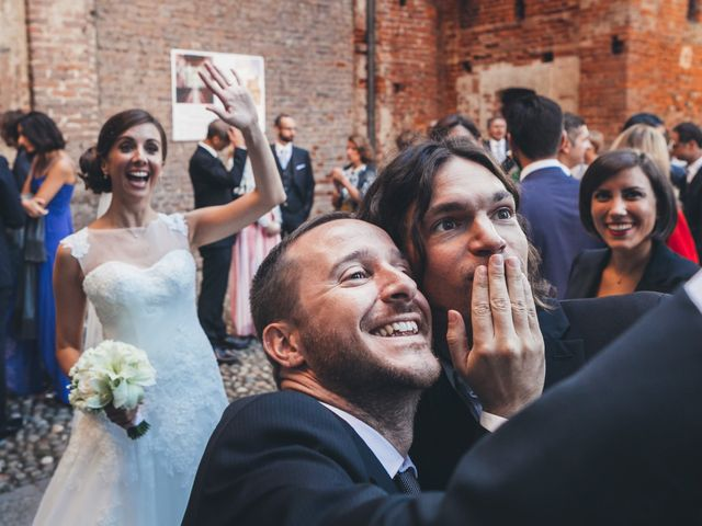Il matrimonio di Federico e Silvia a Olevano di Lomellina, Pavia 91