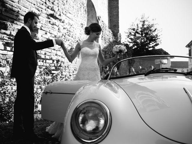 Il matrimonio di Federico e Silvia a Olevano di Lomellina, Pavia 95