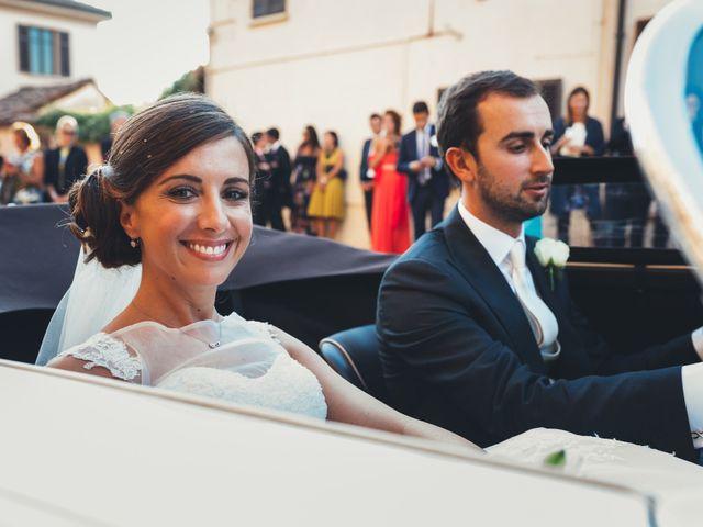 Il matrimonio di Federico e Silvia a Olevano di Lomellina, Pavia 96