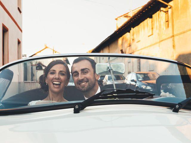 Il matrimonio di Federico e Silvia a Olevano di Lomellina, Pavia 100