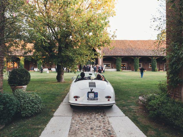 Il matrimonio di Federico e Silvia a Olevano di Lomellina, Pavia 101