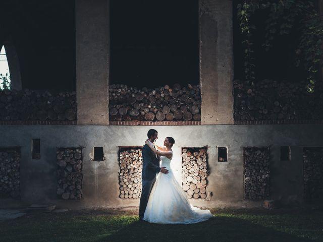 Il matrimonio di Federico e Silvia a Olevano di Lomellina, Pavia 112