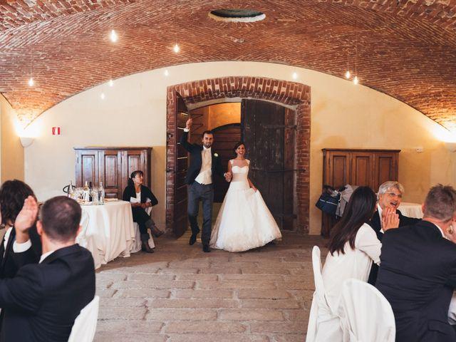 Il matrimonio di Federico e Silvia a Olevano di Lomellina, Pavia 120