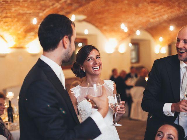 Il matrimonio di Federico e Silvia a Olevano di Lomellina, Pavia 131