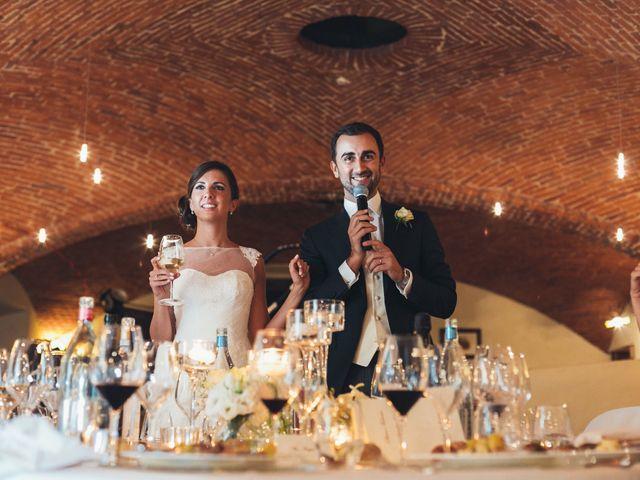 Il matrimonio di Federico e Silvia a Olevano di Lomellina, Pavia 133