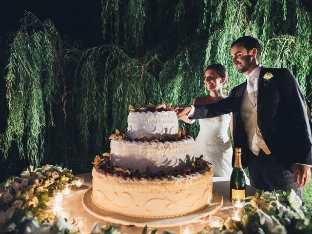 Il matrimonio di Federico e Silvia a Olevano di Lomellina, Pavia 142