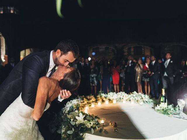 Il matrimonio di Federico e Silvia a Olevano di Lomellina, Pavia 143