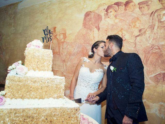 le nozze di Daria e Daniele