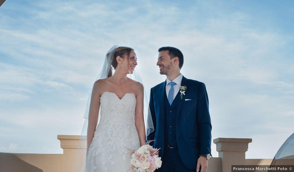 Il matrimonio di Jordi e Maria Chiara a Grottammare, Ascoli Piceno