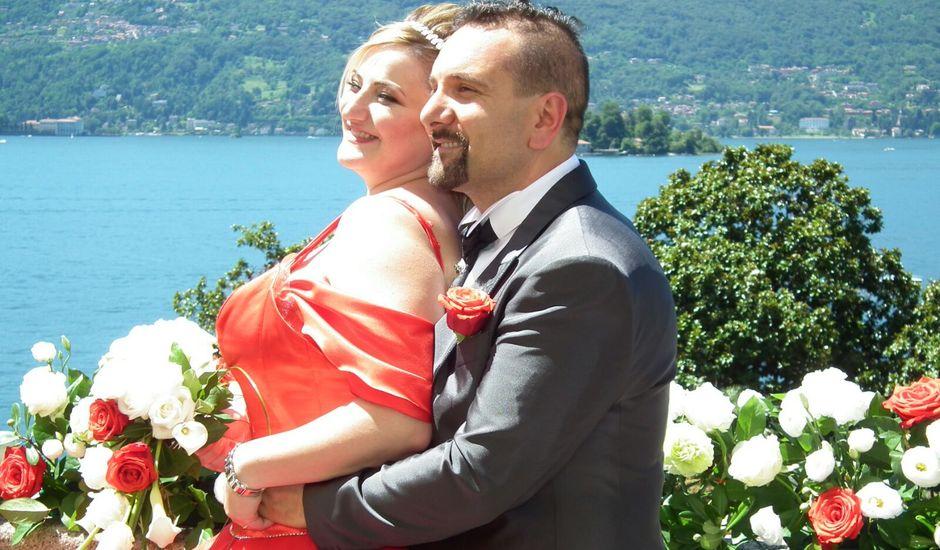 Il matrimonio di Maurizio Di Domenico e Sara Frisulli a Verbania, Verbania
