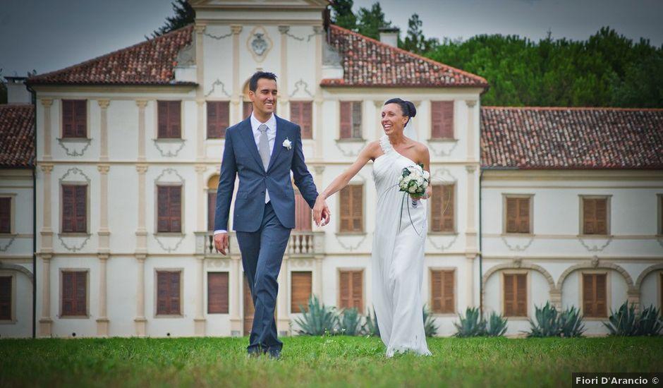 Il matrimonio di Paolo e Elena a Codognè, Treviso