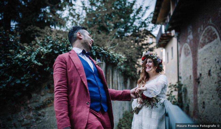 Il matrimonio di Karen e Davide a Gerbole di Volvera, Torino