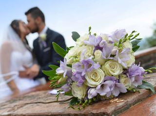 Le nozze di Jasmine e Ivan