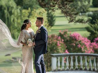 Le nozze di Aline e Andrea