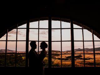 Le nozze di Sara e Nicolò