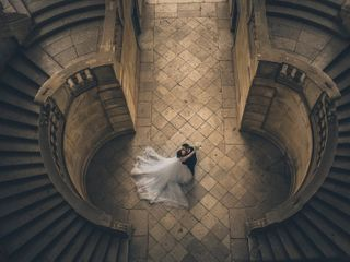 Le nozze di Giusi e Gianluca