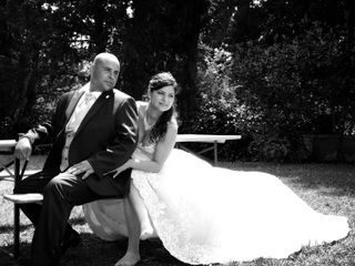 Le nozze di Sabrina e Carmelo