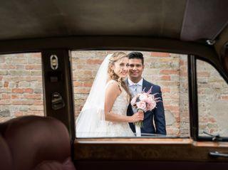 Le nozze di Letizia e Arvind