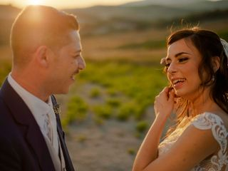 Le nozze di Manuel e Jessica