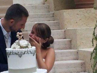 Le nozze di Ilaria Pelosi e Enrico Greco 1