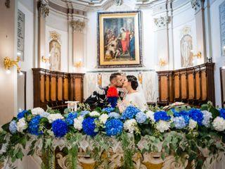 Le nozze di Giorgia  e Aniello