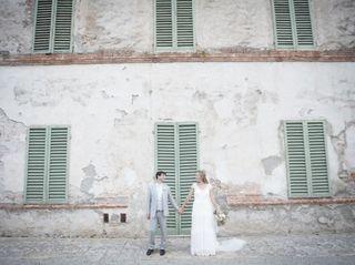 Le nozze di Roberta e Massimiliano