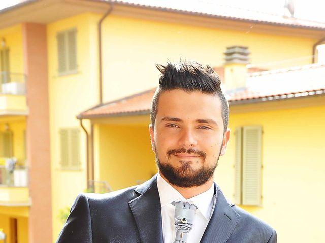 Il matrimonio di Ivan e Jasmine a Montecarlo, Lucca 3