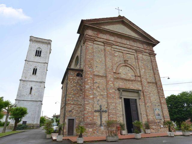 Il matrimonio di Ivan e Jasmine a Montecarlo, Lucca 20