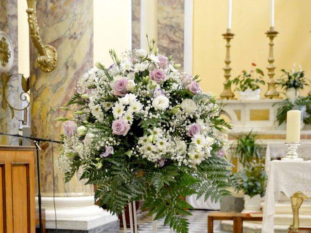 Il matrimonio di Ivan e Jasmine a Montecarlo, Lucca 23